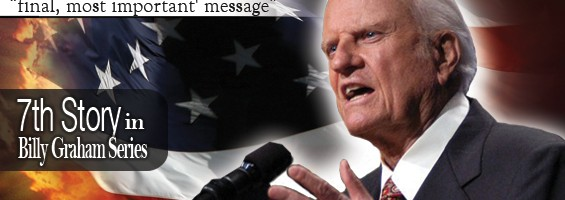Billy Graham to give 'final, most important' message